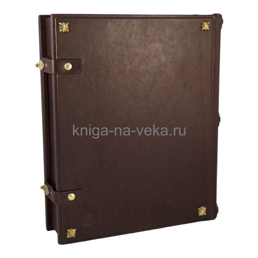 Родословная книга «Ювелирная Модерн» с накладкой Барокко в ларце