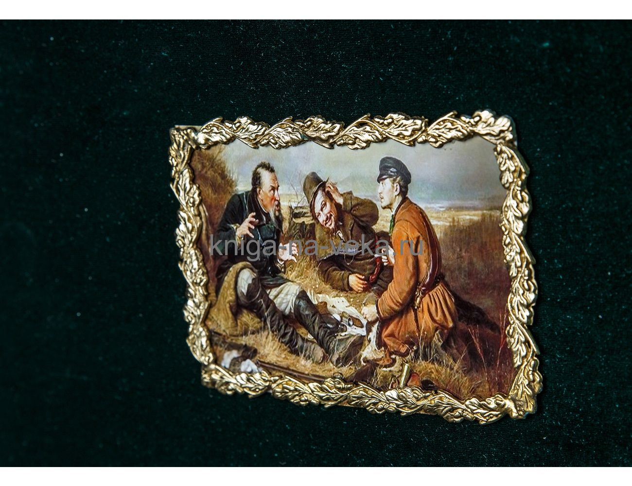 Набор подстаканников «Охота/Рыбалка» в подарочном кейсеНабор подстаканников «Охота/Рыбалка» в подарочном кейсе