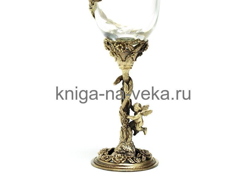 Набор бокалов для шампанского «Ангел»