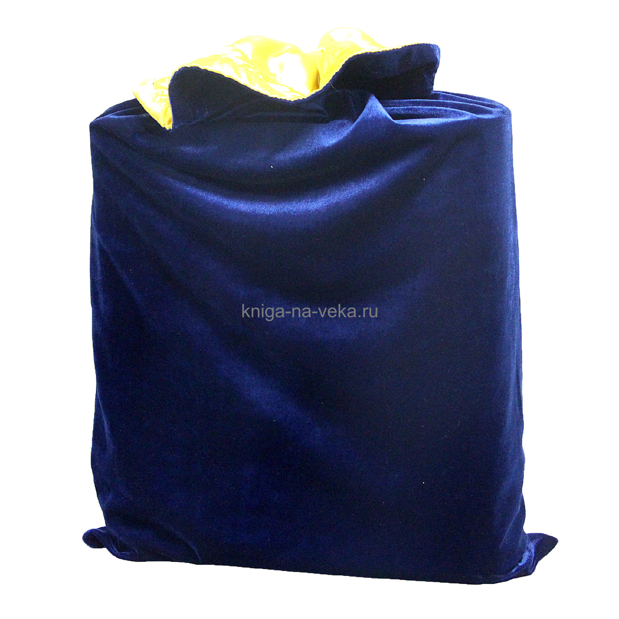 Мешок подарочный (ультрамарин)